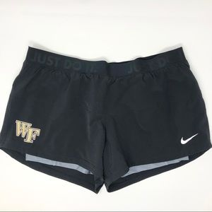 Nike Dri Fit Wake Forest Athletic Shorts